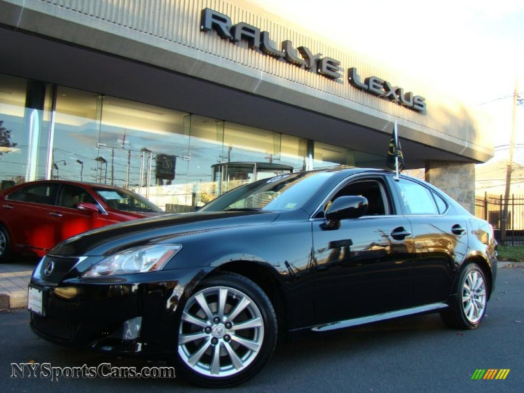 2007 lexus is 250 awd in obsidian black photo 3 014391 cars for sale in. Black Bedroom Furniture Sets. Home Design Ideas
