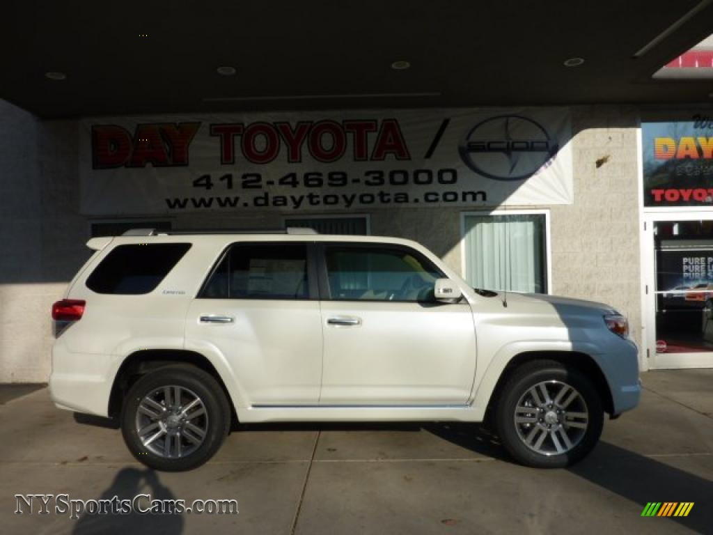 2011 Toyota 4Runner Limited For Sale >> 2011 Toyota 4runner Limited 4x4 In Blizzard White Pearl