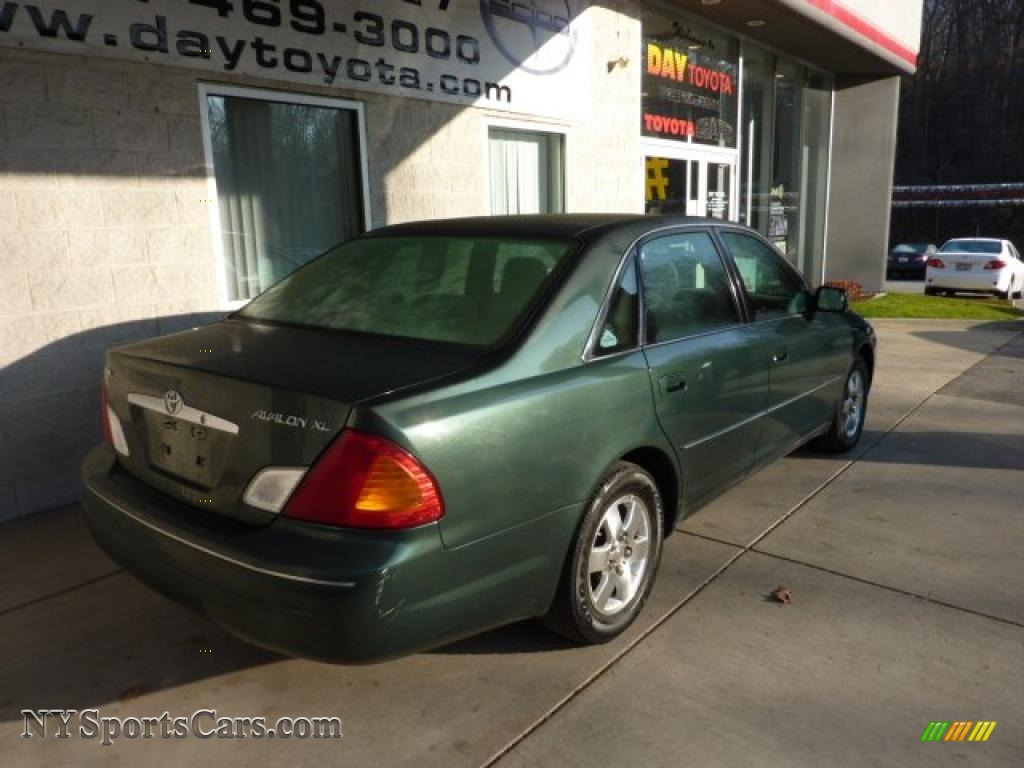 2001 toyota avalon xl in woodland green pearl photo 2 for Woodland motors used cars