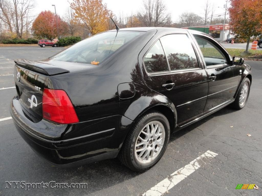 2003 volkswagen jetta wolfsburg edition 1 8t sedan in black photo 6 197119. Black Bedroom Furniture Sets. Home Design Ideas