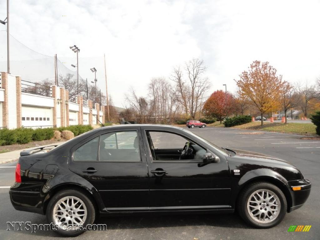2003 volkswagen jetta wolfsburg edition 1 8t sedan in black photo 7 197119. Black Bedroom Furniture Sets. Home Design Ideas