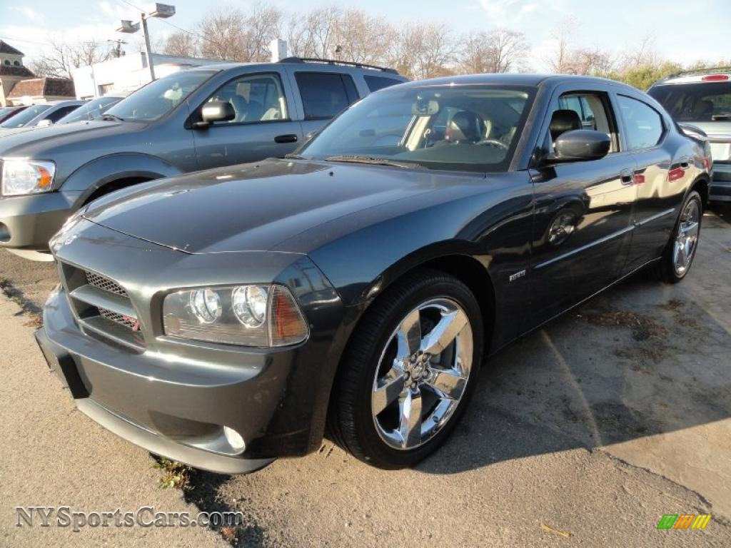 2007 dodge charger r/t in steel blue metallic - 839195