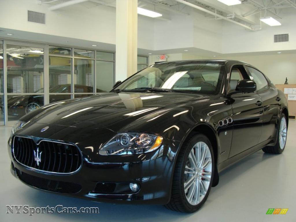 2011 Maserati Quattroporte S In Nero Black 055925