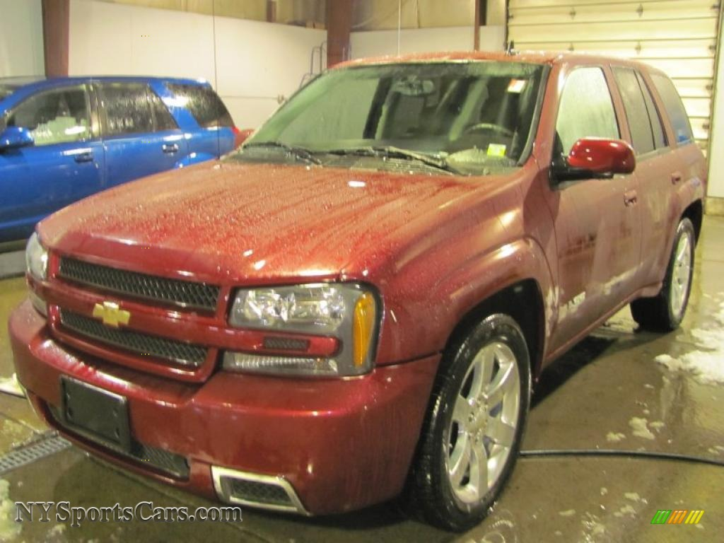 2009 chevrolet trailblazer ss awd in red jewel photo 9 104540 cars for. Black Bedroom Furniture Sets. Home Design Ideas