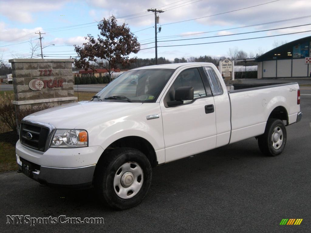 2004 F150 Xlt Supercrew 2004 F150 Xlt Regular Cab 4x4