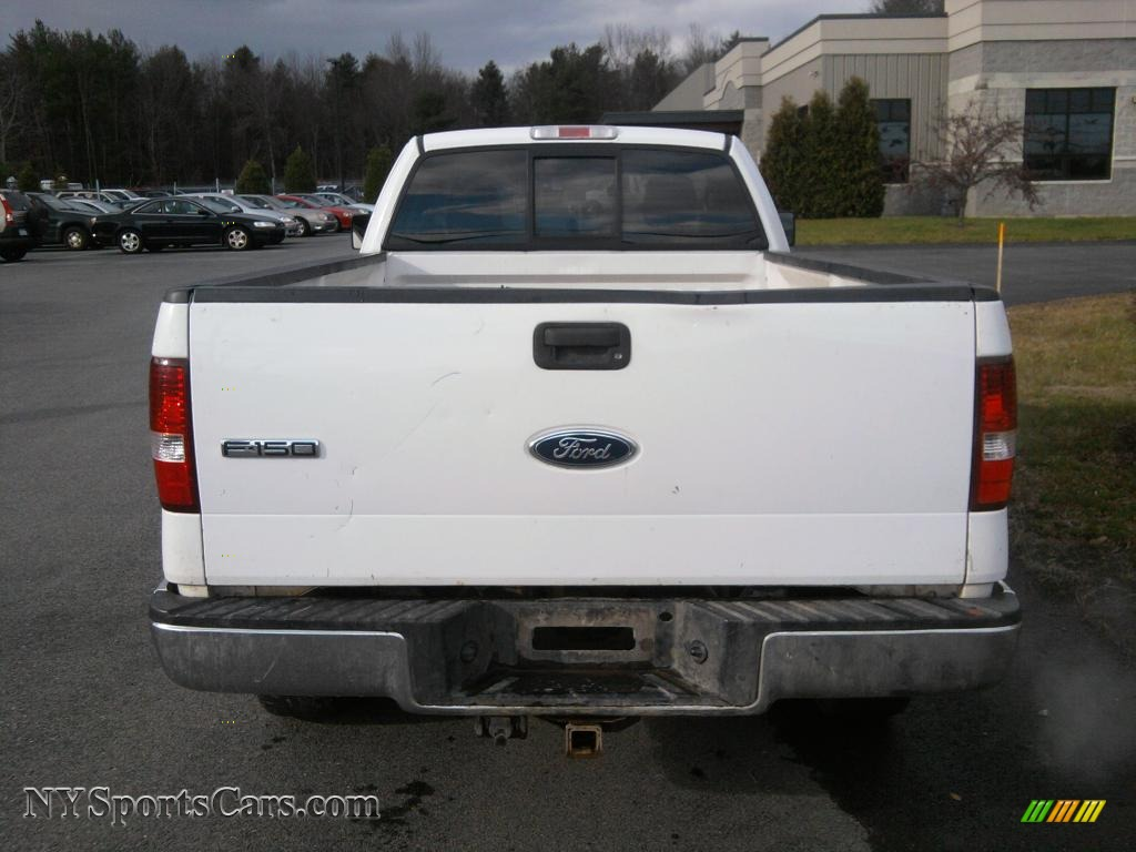 2004 ford f150 xlt regular cab 4x4 in oxford white photo 5 c59962 cars. Black Bedroom Furniture Sets. Home Design Ideas