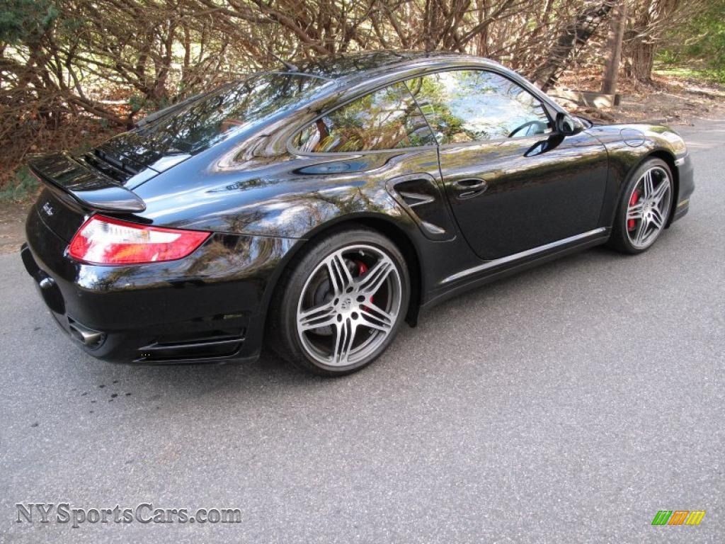 2007 porsche 911 turbo coupe in black photo 6 783478 cars for sale in. Black Bedroom Furniture Sets. Home Design Ideas