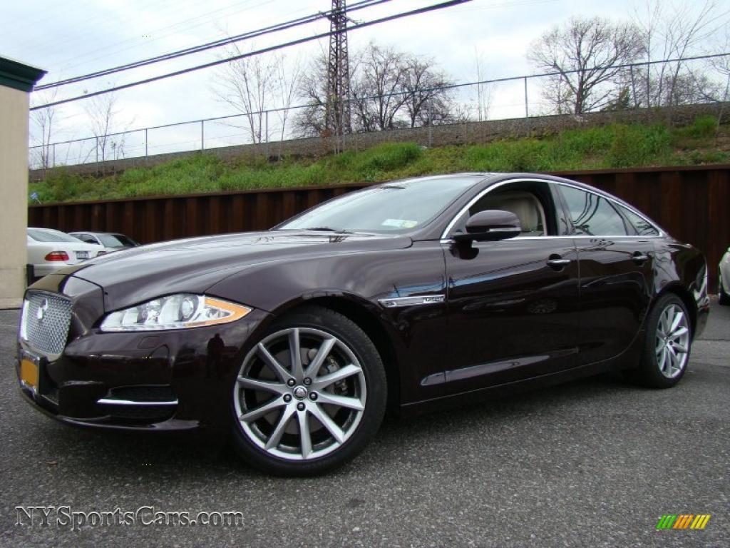 2011 jaguar xj xj in caviar metallic v06473 cars for sale in new york. Black Bedroom Furniture Sets. Home Design Ideas