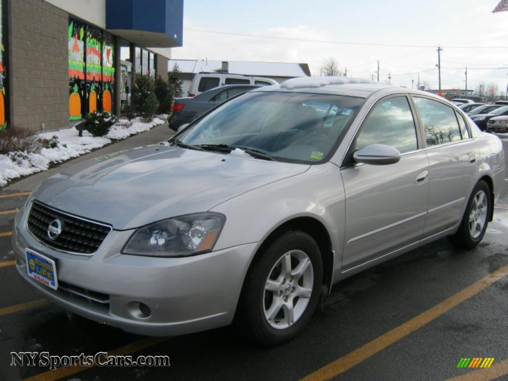 2007 Nissan Altima 2.5S >> Nissan Altima 2006 Silver | www.pixshark.com - Images Galleries With A Bite!