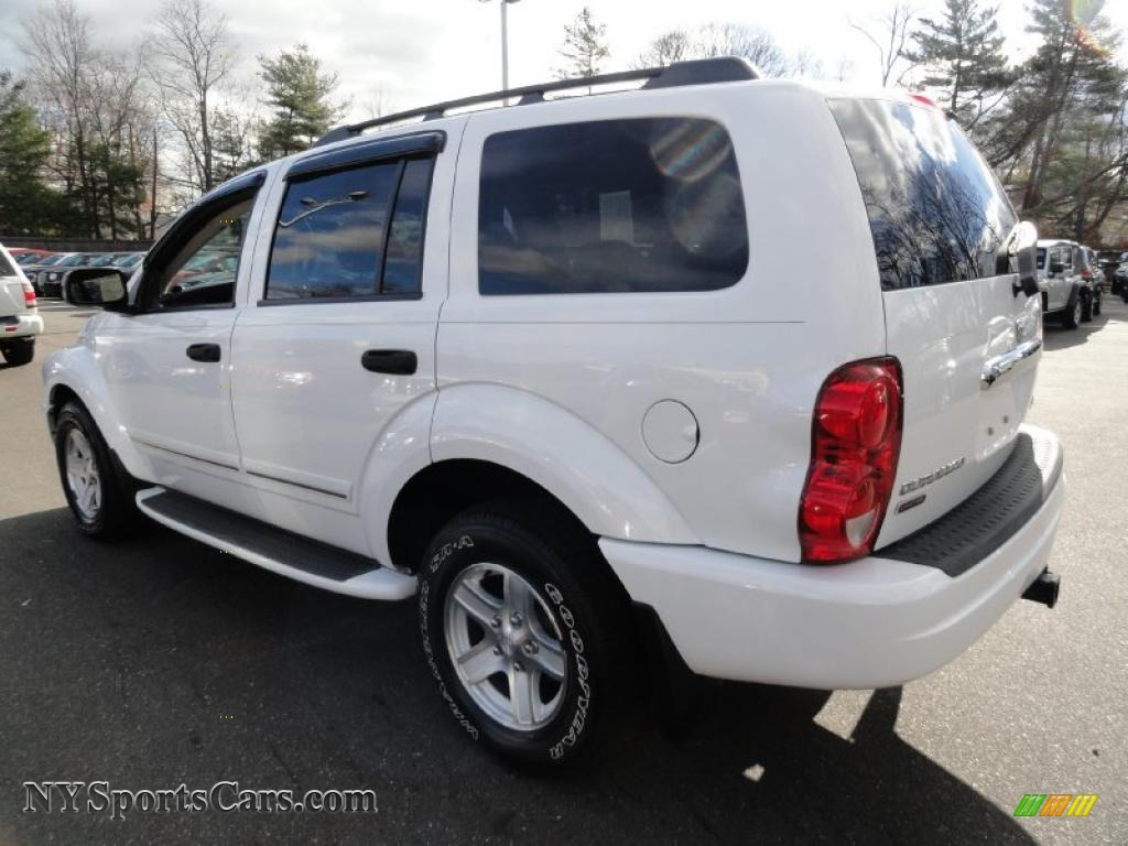 2004 dodge durango limited 4x4 in bright white photo 3 219847 cars for. Black Bedroom Furniture Sets. Home Design Ideas