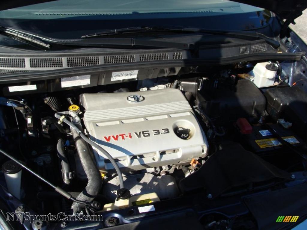 2006 Toyota Sienna Limited Awd In Nautical Blue Metallic