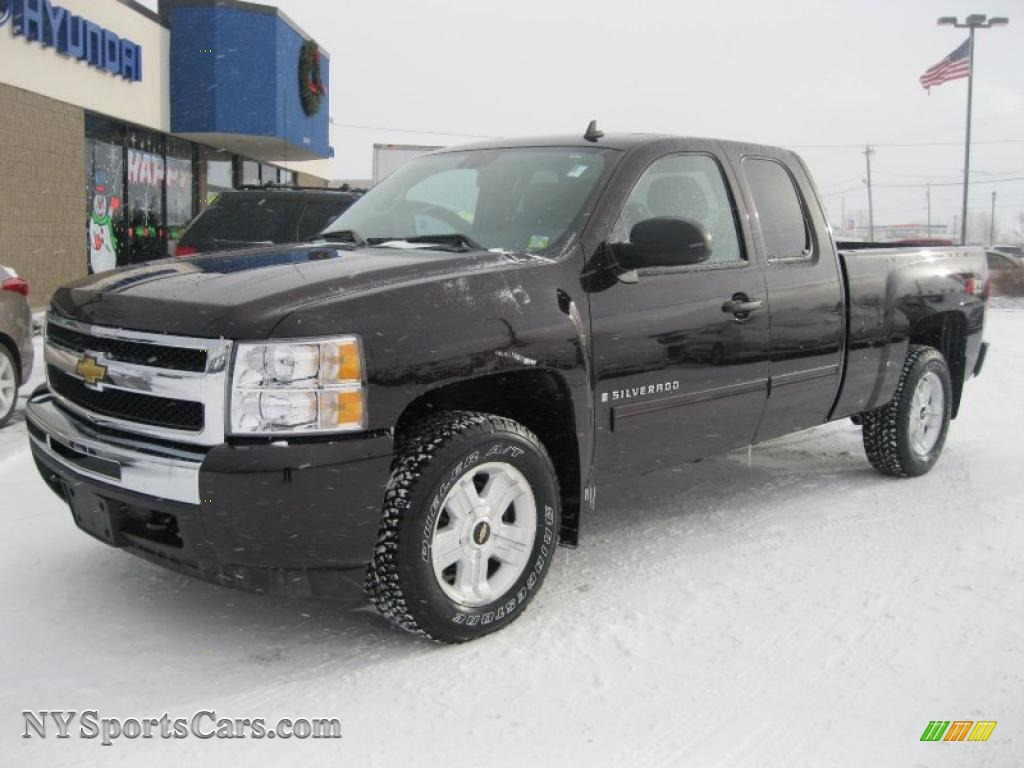Buy used 2009 Chevrolet Silverado 1500 LT Extended Cab Pickup 4 ...