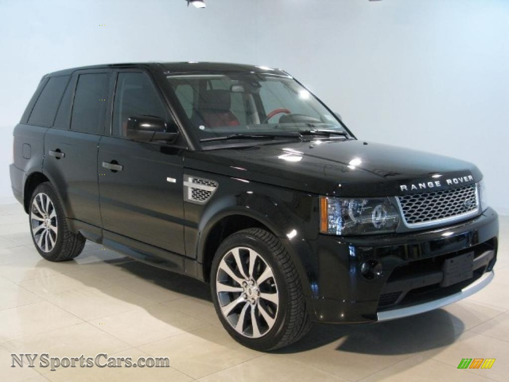 2011 Land Rover Range Rover Sport Autobiography In