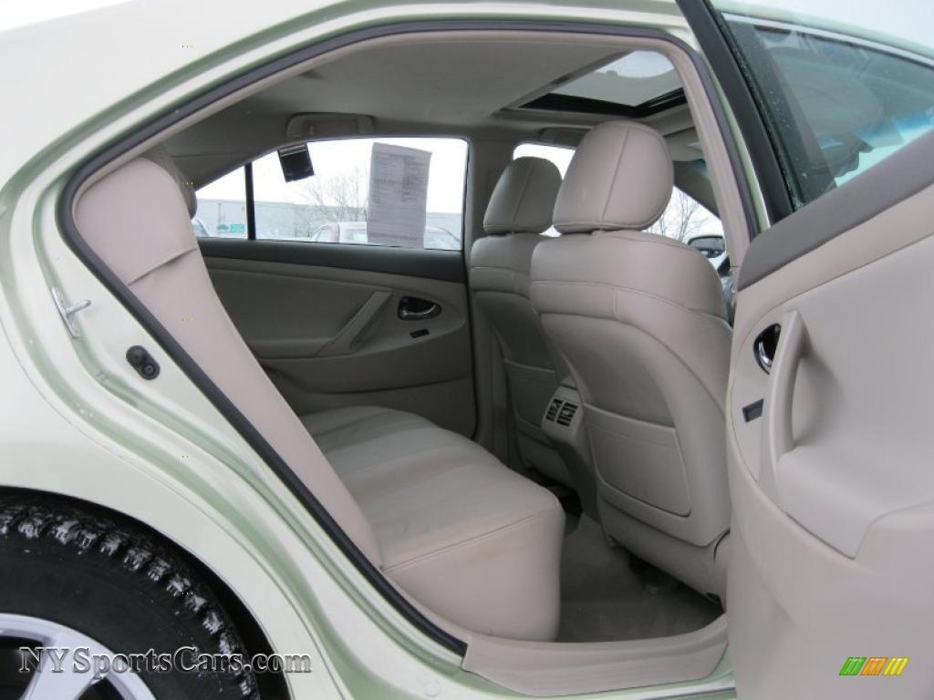 2008 Toyota Camry Hybrid In Jasper Green Pearl Photo 22