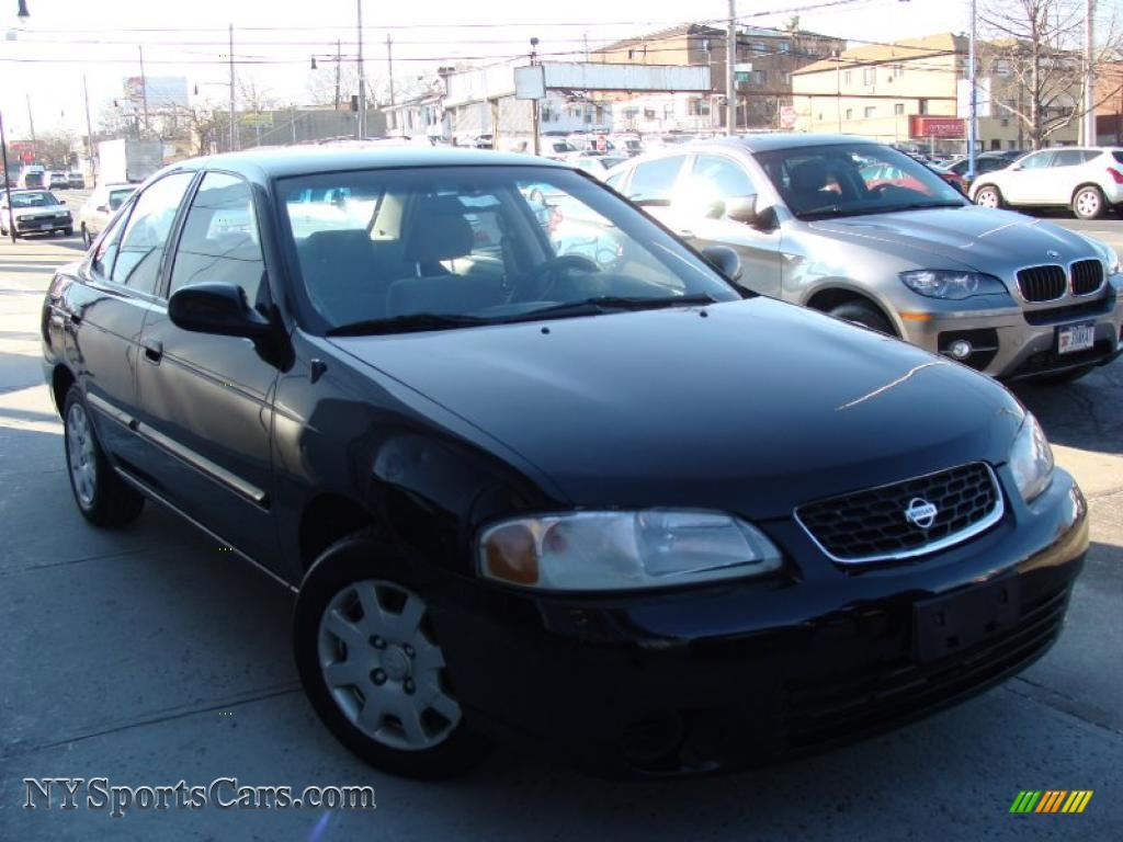 2002 Nissan Sentra GXE in Blackout - 664796 | NYSportsCars.com - Cars ...