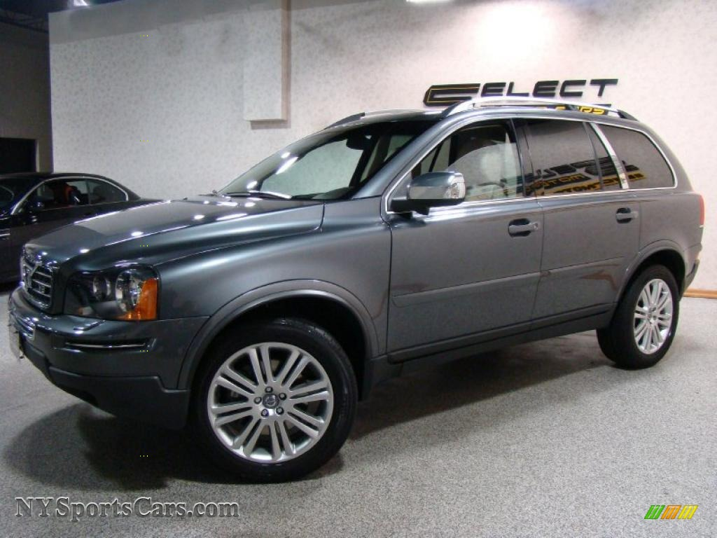 2008 volvo xc90 v8 awd in titanium gray metallic photo 5 464105 cars for. Black Bedroom Furniture Sets. Home Design Ideas