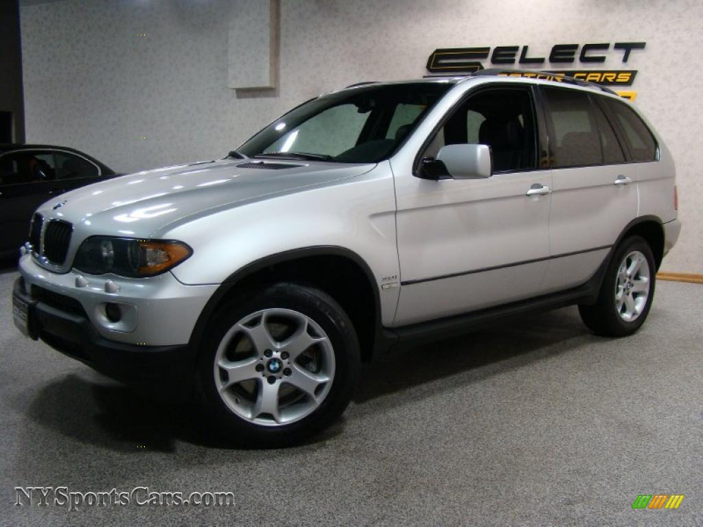 2006 bmw x5 in titanium silver metallic y39334 cars for sale in new york. Black Bedroom Furniture Sets. Home Design Ideas