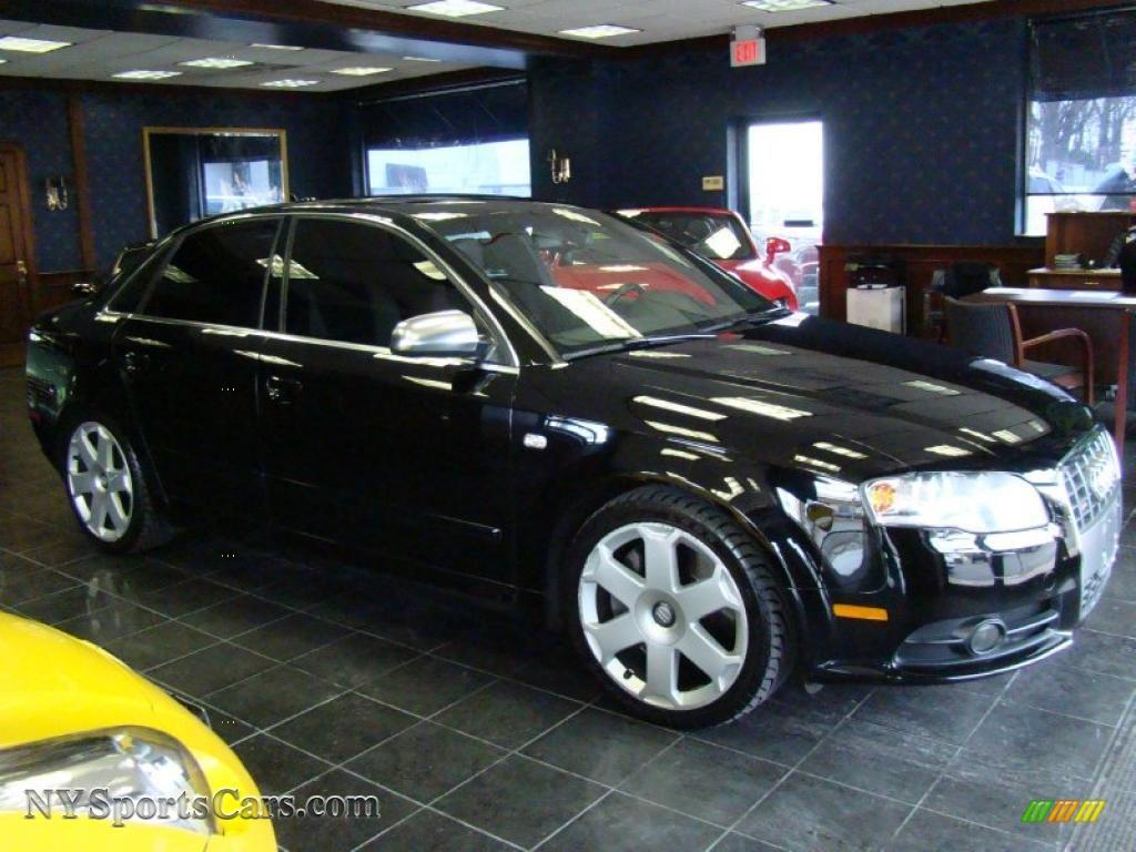 Northern Neck Chevrolet >> 2005 Audi S4 4.2 quattro Sedan in Brilliant Black - 536729 ...
