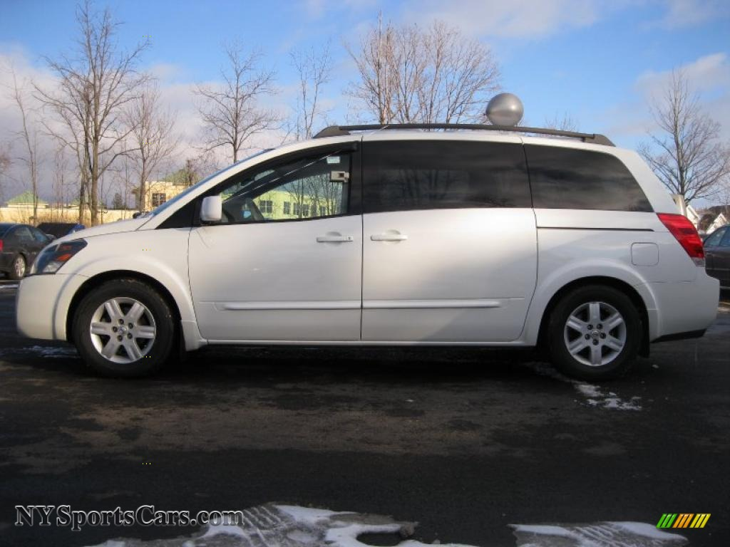 2005 nissan quest 3 5 sl in nordic white pearl photo 18. Black Bedroom Furniture Sets. Home Design Ideas