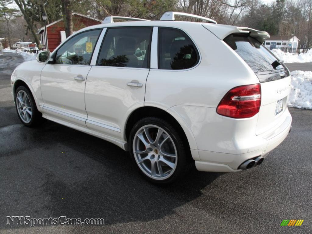 2009 porsche cayenne turbo s in sand white photo 3 a82391 cars for sale. Black Bedroom Furniture Sets. Home Design Ideas