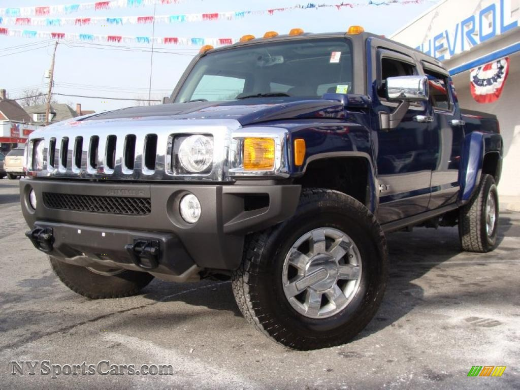 2009 hummer h3 t in all terrain blue 141129 cars for sale in new york. Black Bedroom Furniture Sets. Home Design Ideas