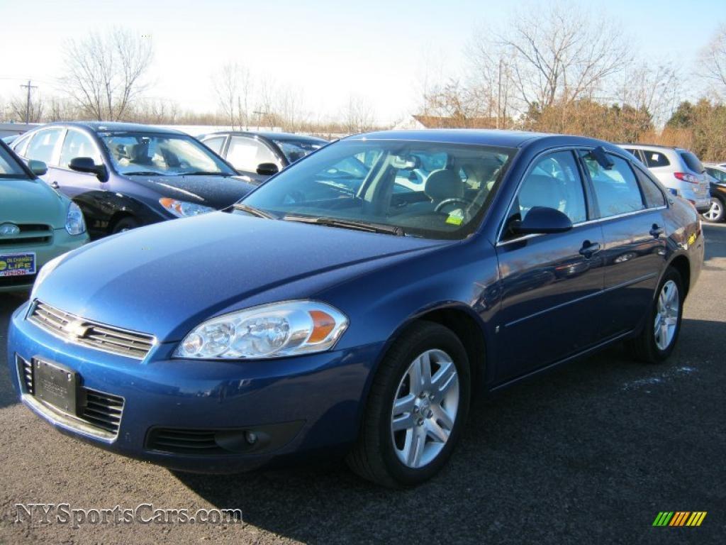 2006 chevrolet impala ltz in laser blue metallic 239825 cars for sale in. Black Bedroom Furniture Sets. Home Design Ideas