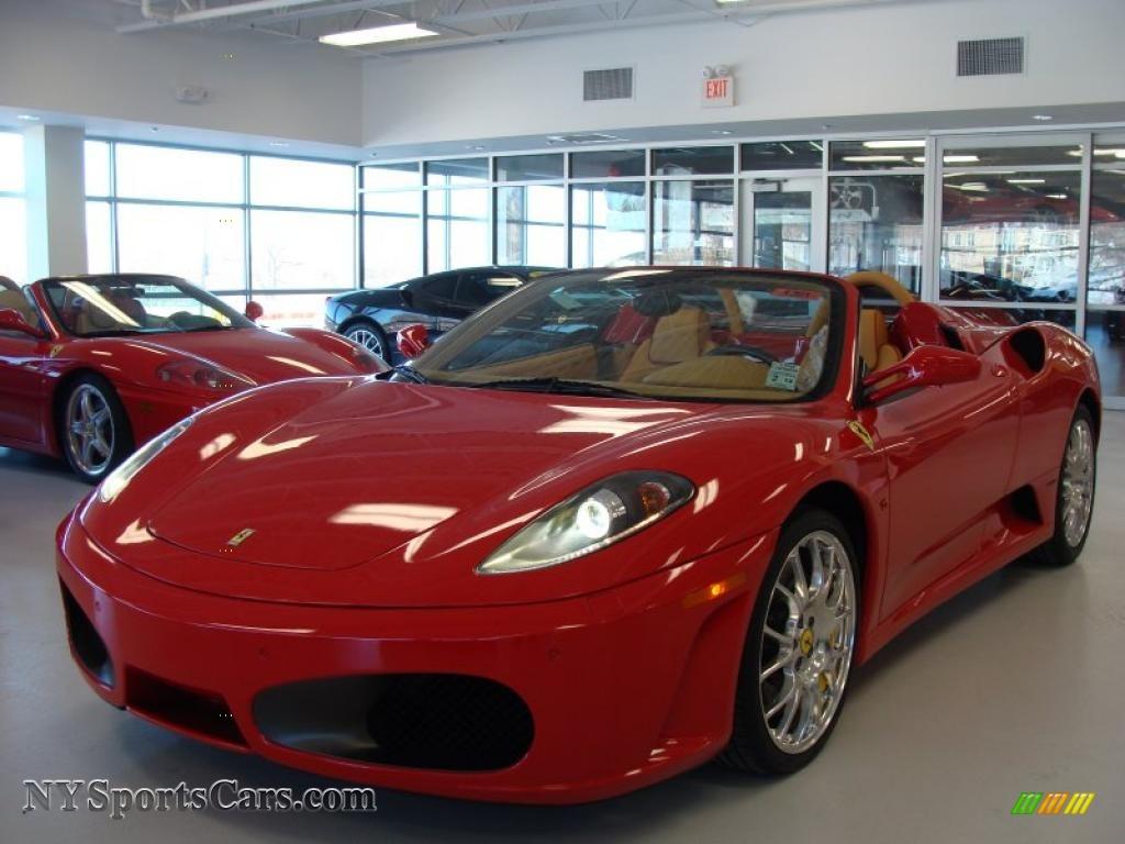2008 Ferrari F430 Spider F1 in Rosso Corsa (Red) - 164661 ...