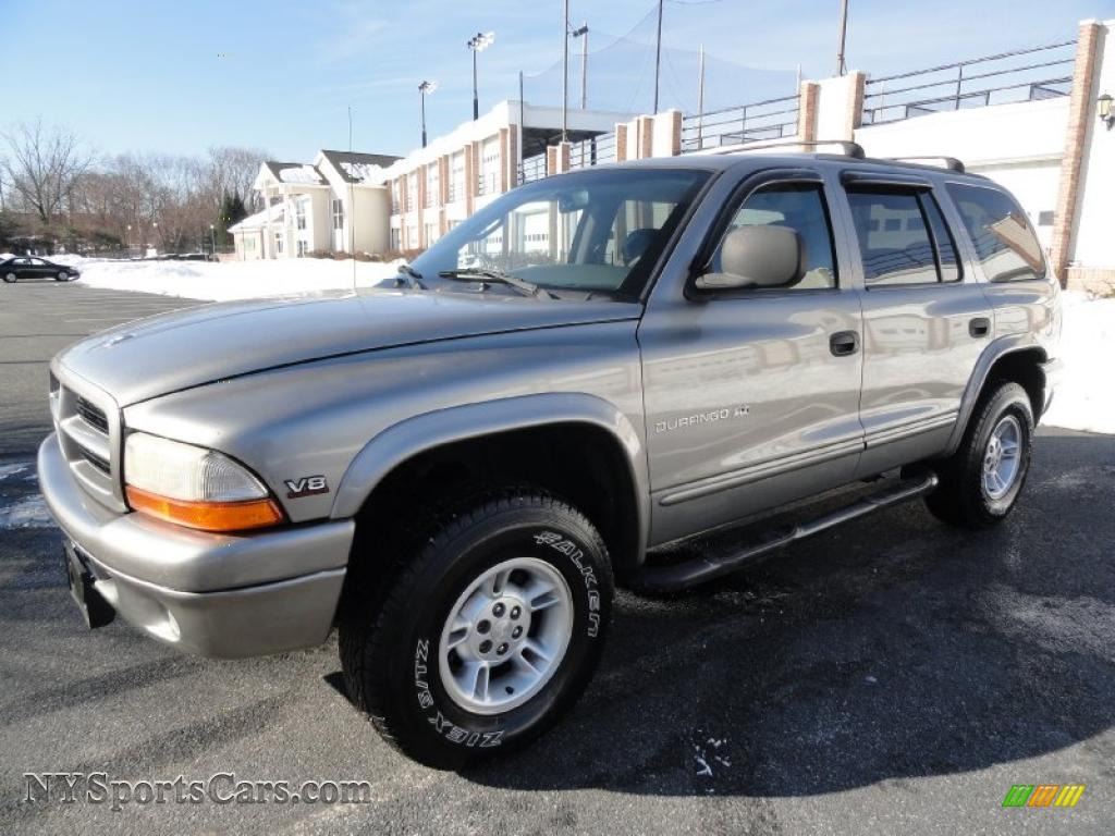 1999 dodge durango slt 4x4 in bright platinum metallic - 693735