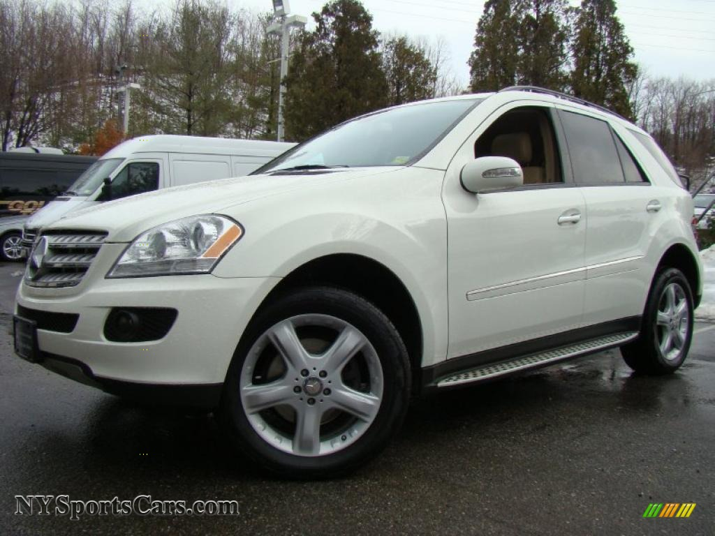 2008 mercedes benz ml 350 4matic in arctic white photo 11 for Mercedes benz northern blvd