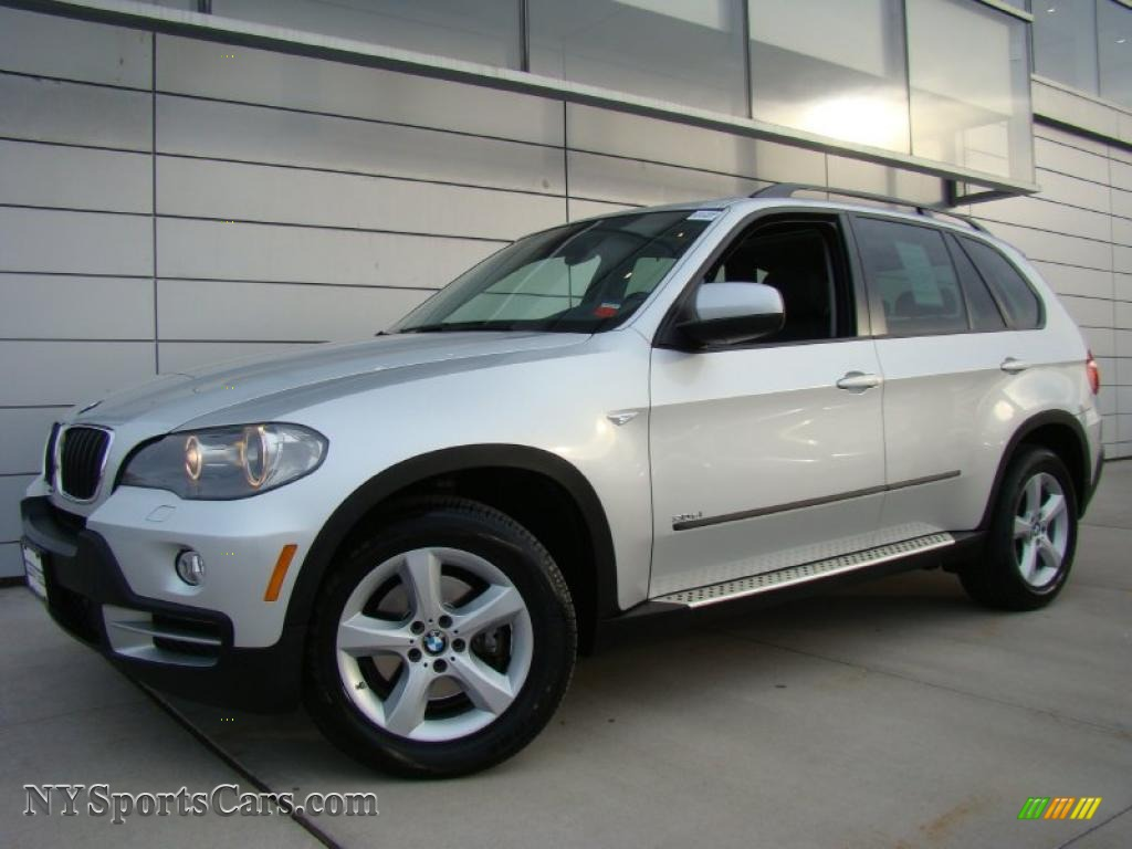 2008 bmw x5 in titanium silver metallic 002060 cars for sale in new. Black Bedroom Furniture Sets. Home Design Ideas