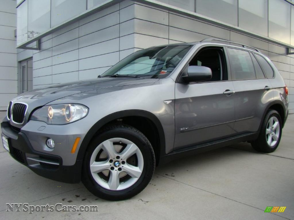 2008 bmw x5 in space grey metallic 020858 cars for sale in new york. Black Bedroom Furniture Sets. Home Design Ideas