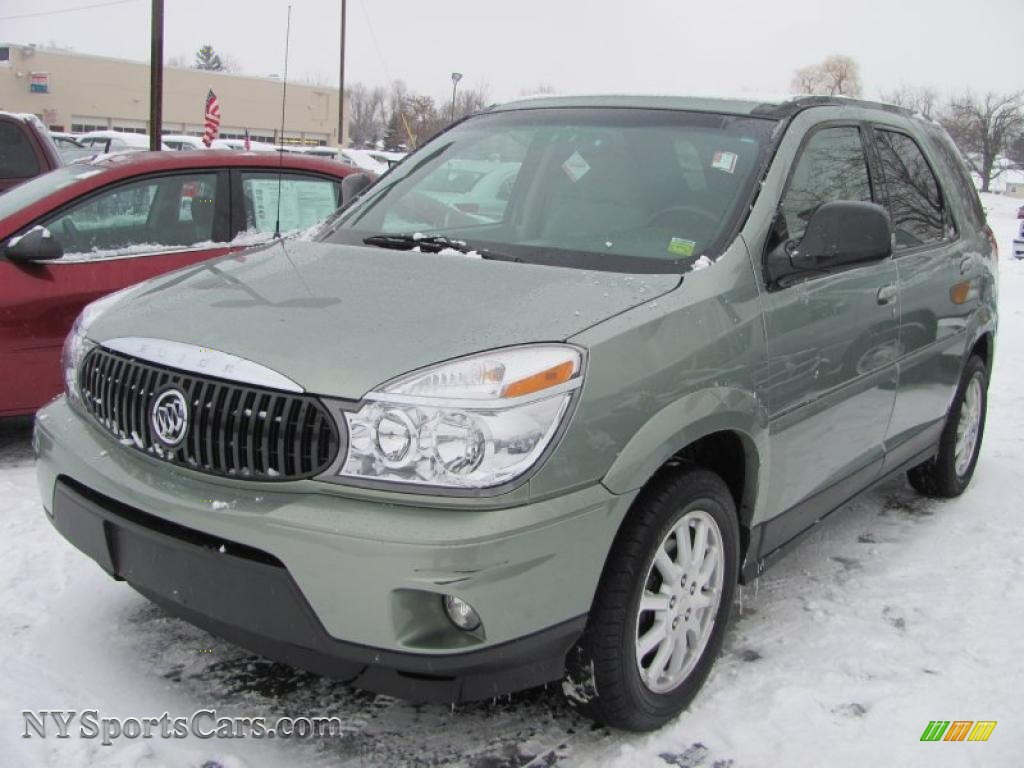 2006 buick rendezvous cx awd in sagemist metallic 582769. Cars Review. Best American Auto & Cars Review