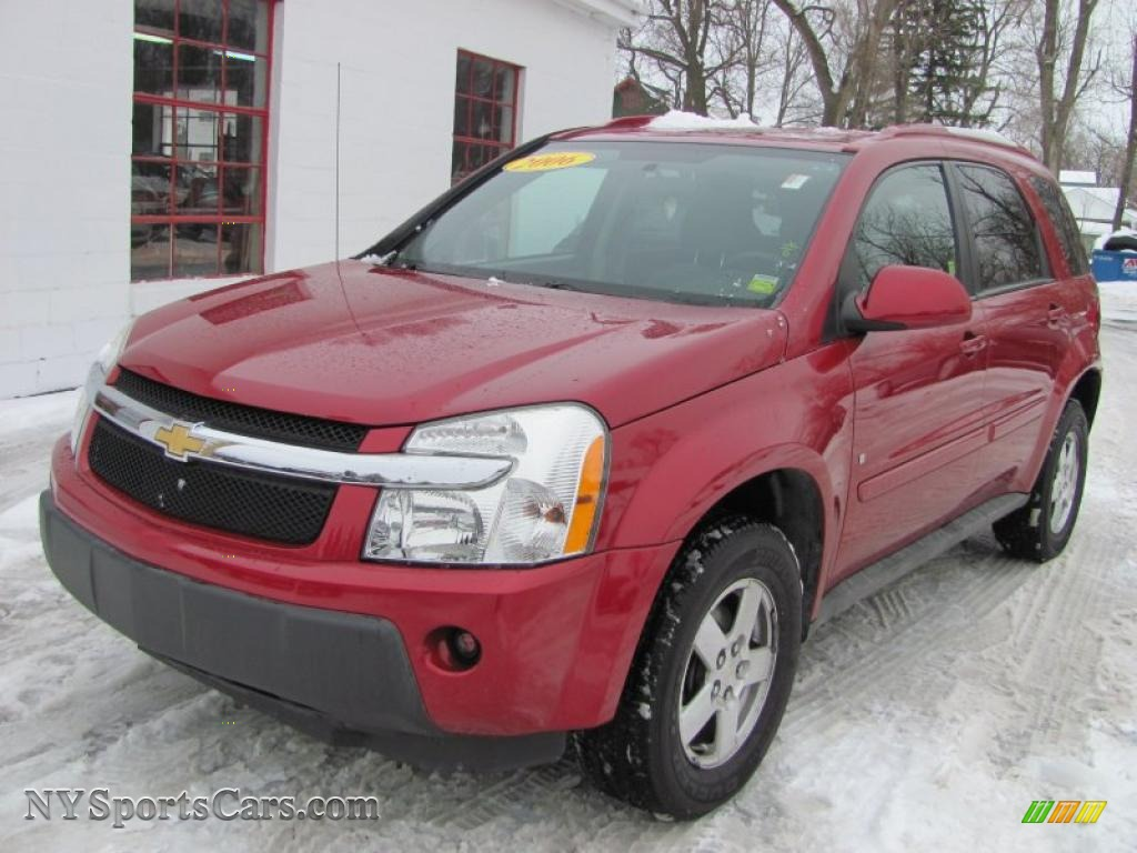 2006 Chevrolet Equinox LT AWD in Salsa Red Metallic  130904