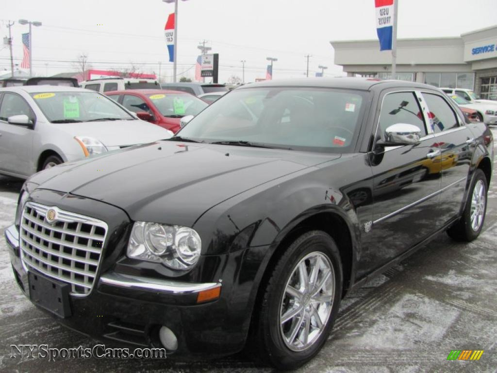 2007 chrysler 300 c hemi awd in brilliant black 874337. Black Bedroom Furniture Sets. Home Design Ideas