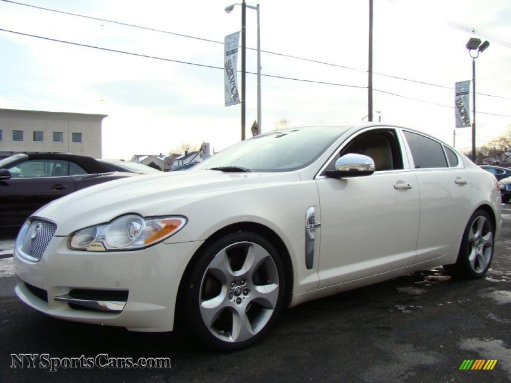 2009 jaguar xf supercharged in porcelain white r27951 cars for sale in. Black Bedroom Furniture Sets. Home Design Ideas