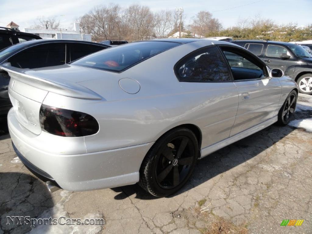 2005 Pontiac Gto Coupe In Quicksilver Metallic Photo 5
