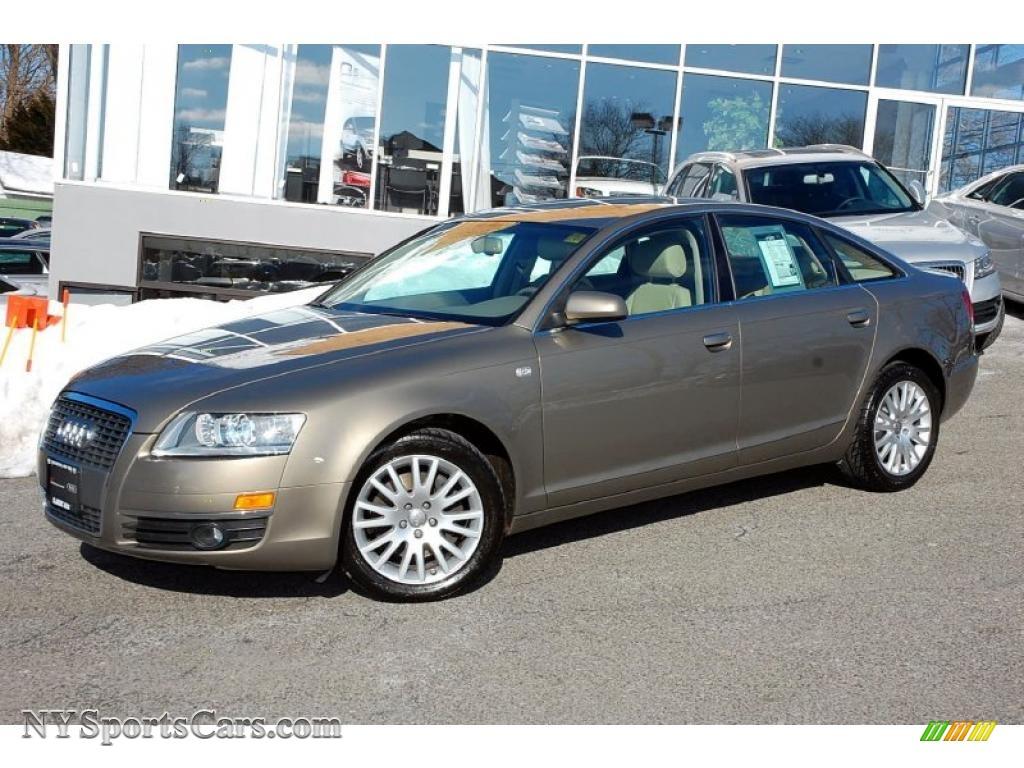 2006 audi a6 3 2 quattro sedan in dakar beige metallic. Black Bedroom Furniture Sets. Home Design Ideas
