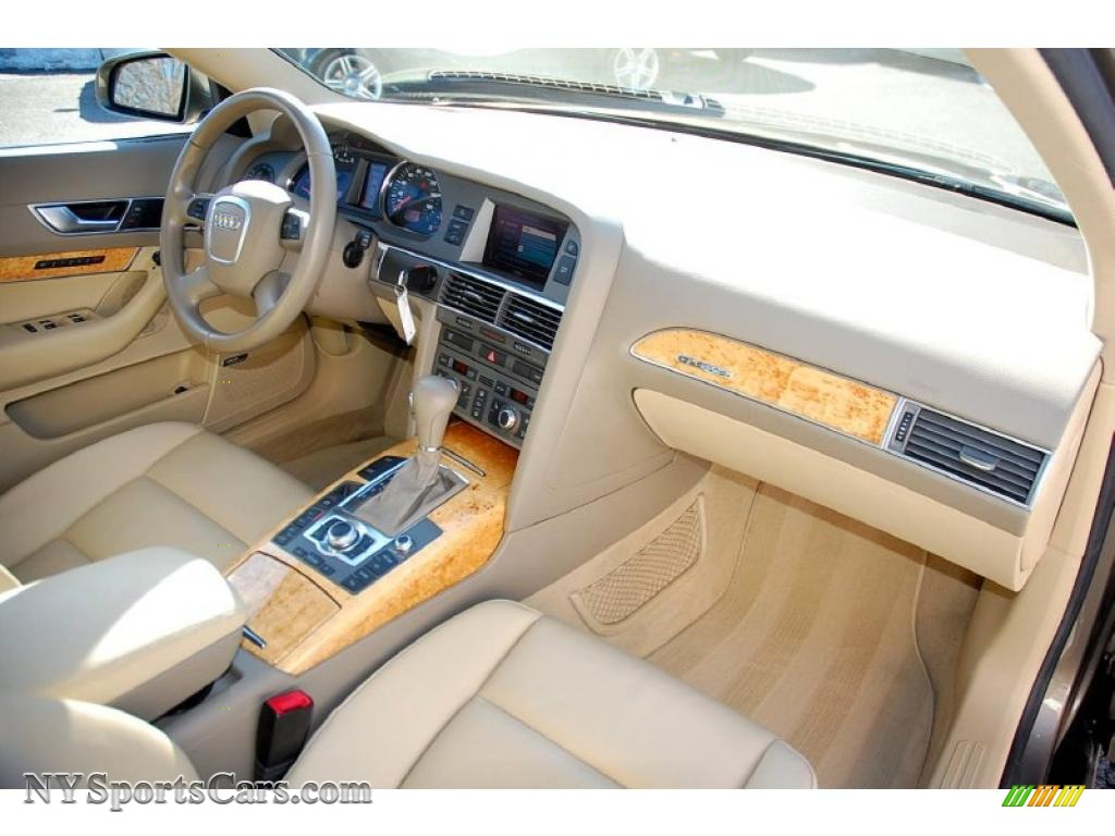 2006 audi a6 3 2 quattro sedan in dakar beige metallic. Black Bedroom Furniture Sets. Home Design Ideas