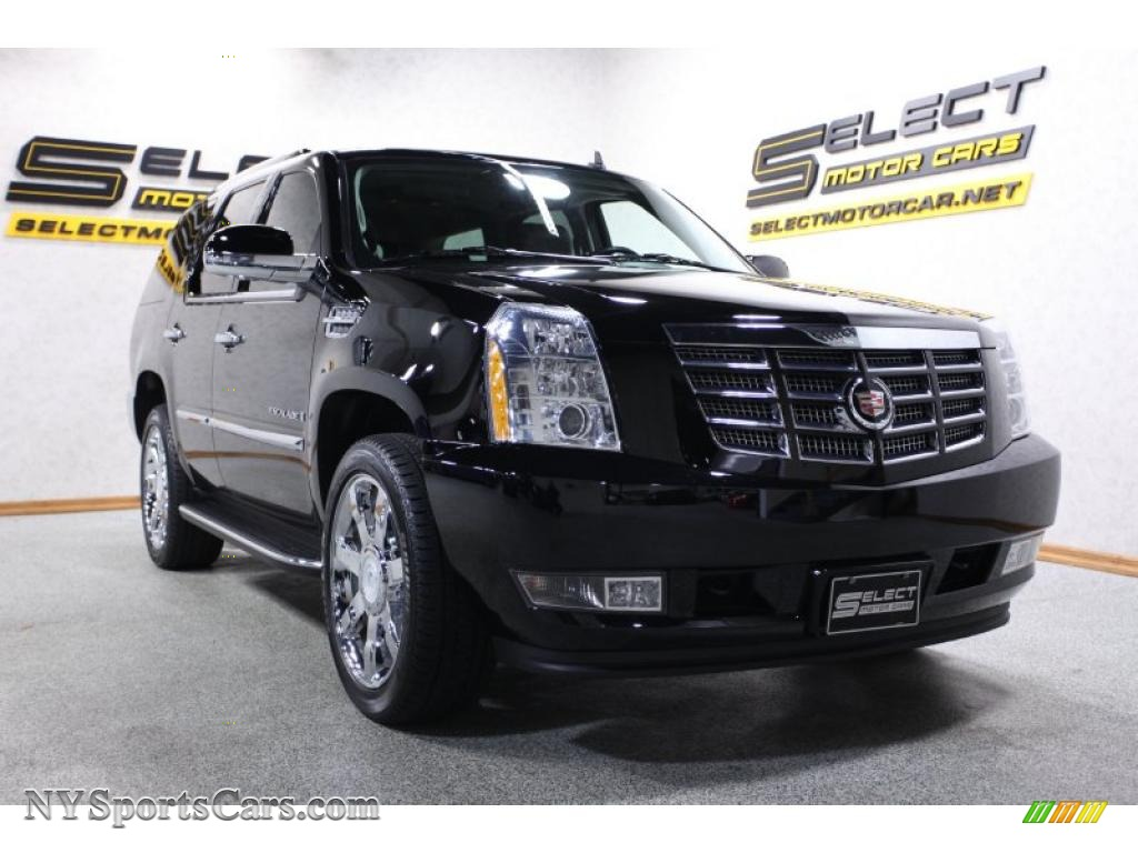 2009 cadillac escalade awd in black raven photo 3 101424 cars for sale. Black Bedroom Furniture Sets. Home Design Ideas