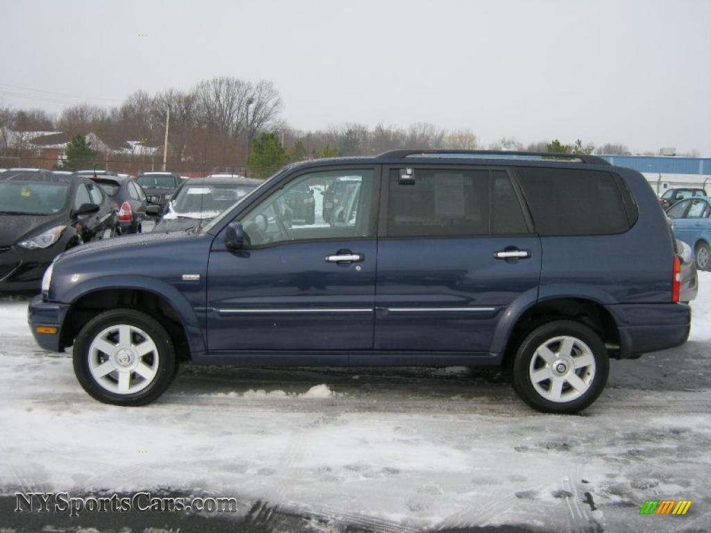 2001 Suzuki Grand Vitara Jlx 4x4 In Catseye Blue Metallic