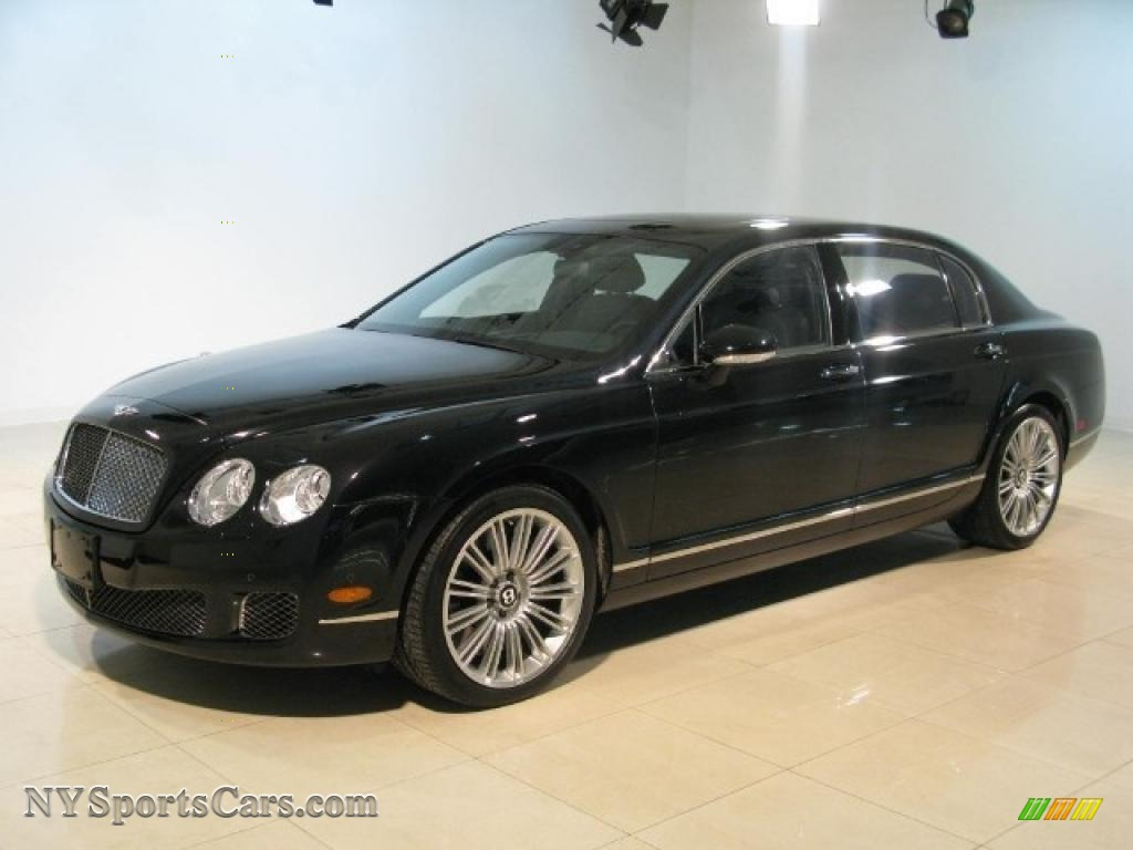 2009 bentley continental flying spur speed in onyx photo 24 060573 cars. Black Bedroom Furniture Sets. Home Design Ideas