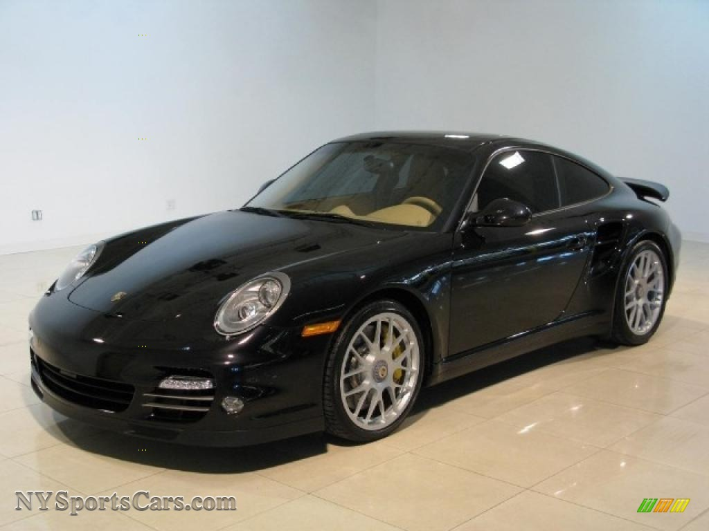 Gmc Sierra Denali For Sale >> 2011 Porsche 911 Turbo S Coupe in Basalt Black Metallic ...