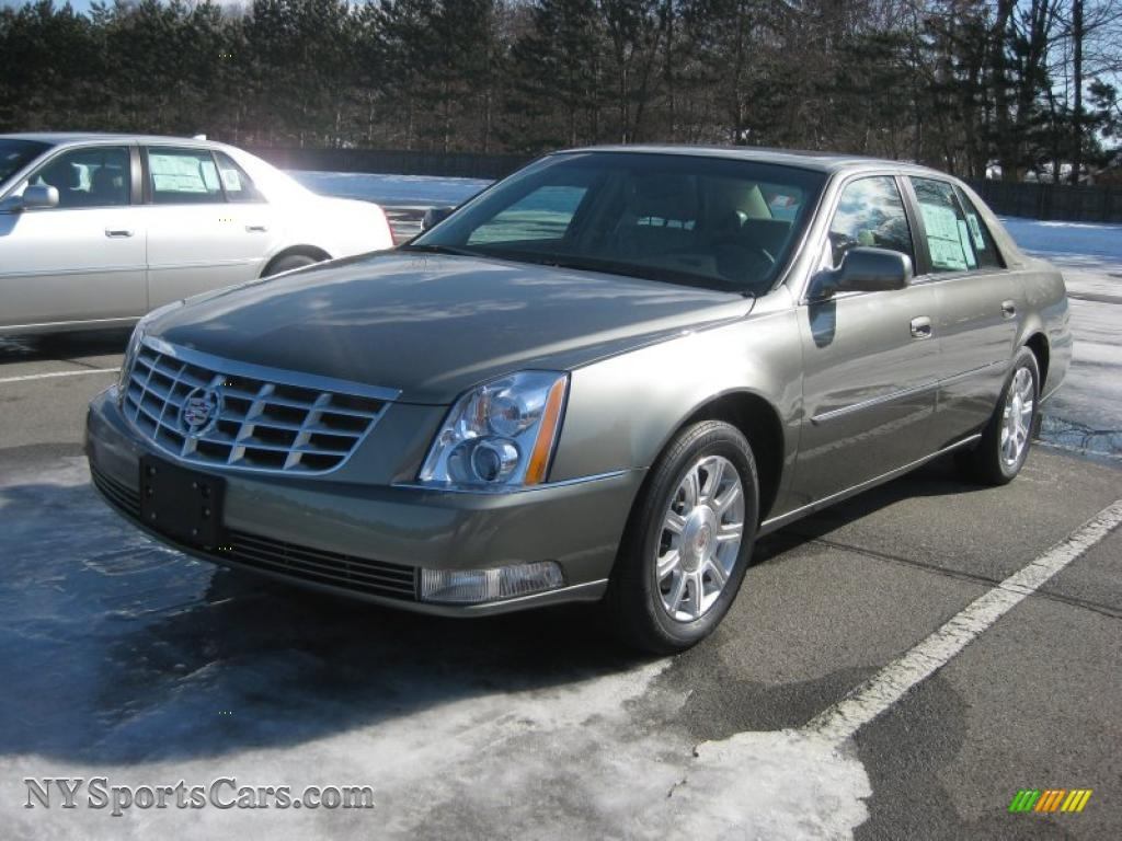 2011 Cadillac Dts In Tuscan Bronze Chromflair 127390