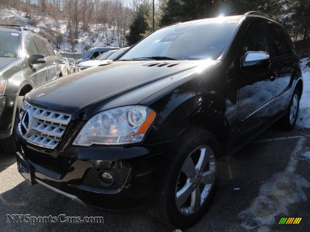 2009 mercedes benz ml 350 4matic in black 472044 for 2009 mercedes benz ml350 4matic for sale