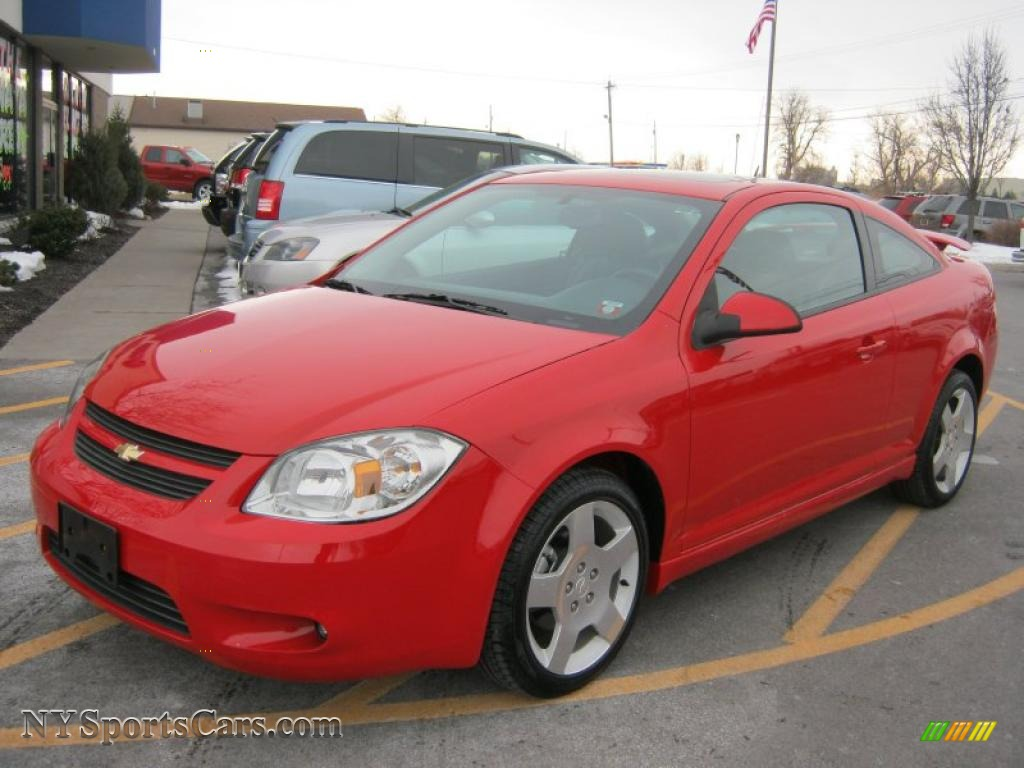 2010 Chevrolet Cobalt LT Coupe in Victory Red - 220954 ...
