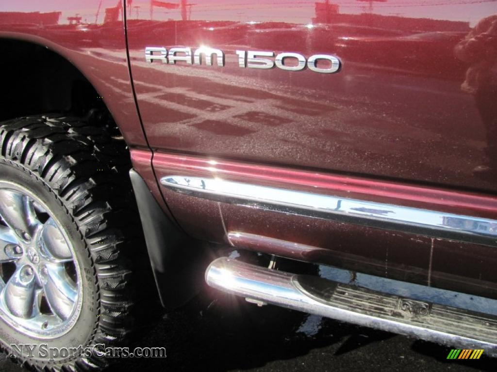 2005 Dodge Ram 1500 SLT Rumble Bee Quad Cab 4x4 in Deep ...