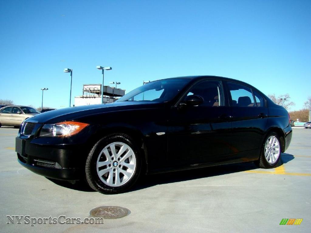 2007 Bmw 3 Series 328xi Sedan In Jet Black Z71625 Nysportscars Com Cars For Sale In New York