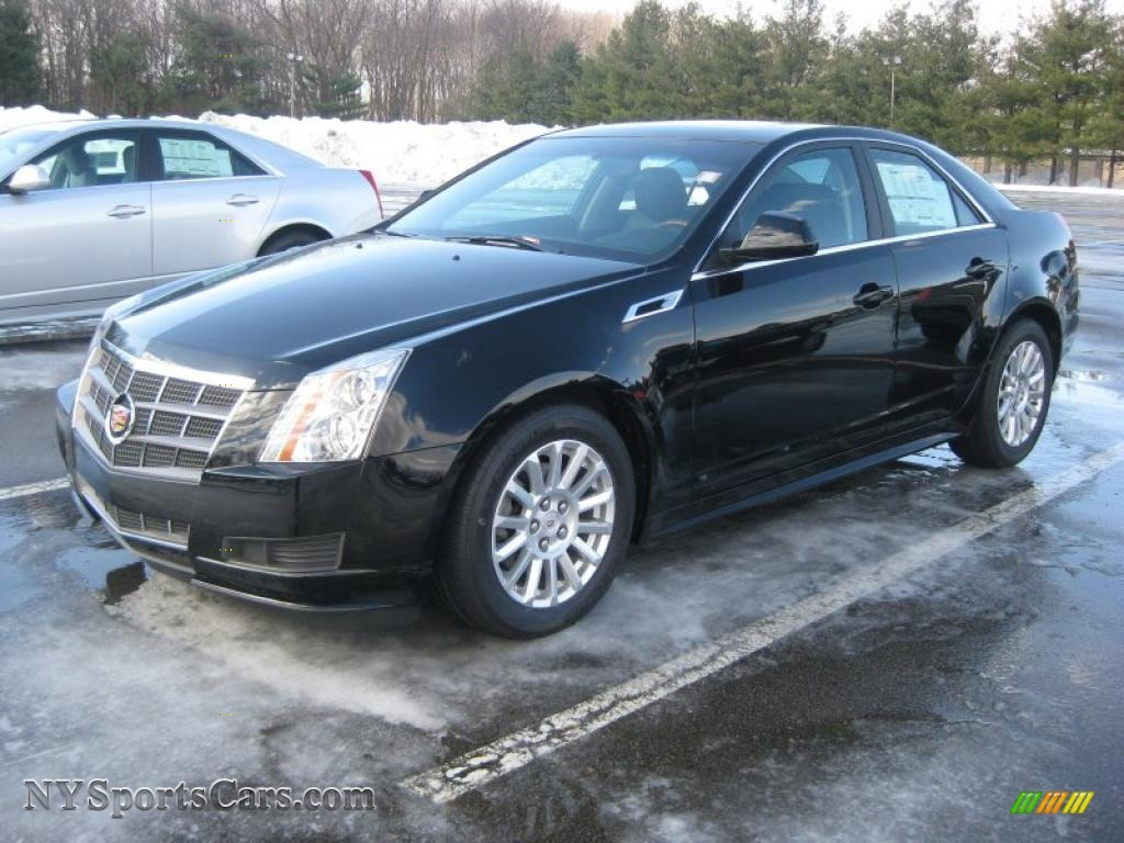 2011 Cadillac Cts 4 3 0 Awd Sedan In Black Raven 128445