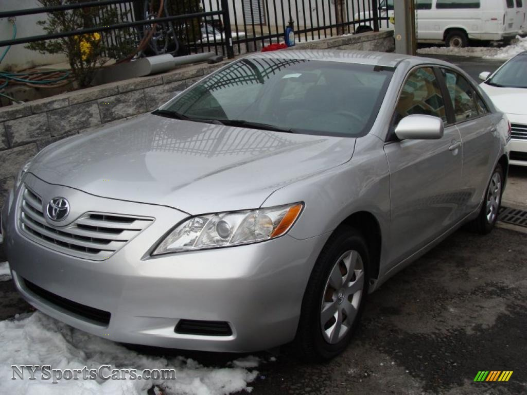 2008 toyota camry ce in classic silver metallic 244115. Black Bedroom Furniture Sets. Home Design Ideas