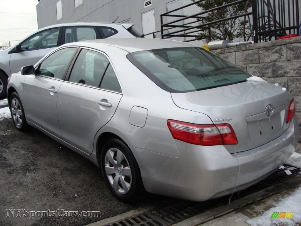 2008 toyota camry ce in classic silver metallic photo 4 244115 cars for. Black Bedroom Furniture Sets. Home Design Ideas